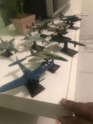 Miniaturas com 12 peças