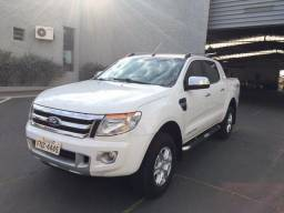 Ranger limited 3.2 diesel 4x4 automatica 2014/15 - 2015
