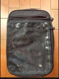 Bolsa / mala tanque imantável para moto