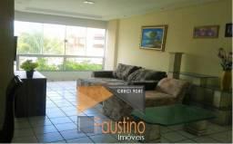 Excelente apartamento de 144,79m² , a 25m da orla de Itaipava, próximo à