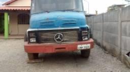 1113 Caminhão Mercedes Benz 1983 - Azul - 1985
