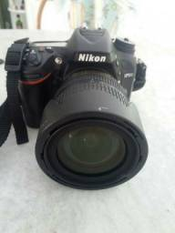 Câmera nikon profissional