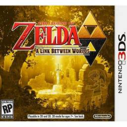 Jogo Zelda a Link Between Worlds - Nitendo 3DS comprar usado  Fortaleza