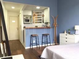 Apartamento à venda com 1 dormitórios em Copacabana, Rio de janeiro cod:864417