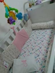 Berço mini cama abracadabra em perfeito estado e desmontado