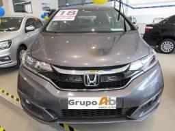Honda Fit EXL CVT 4P - 2018