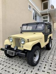 Jeep Willys 1975 6CC 4x4