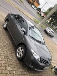 Corolla xei 2.0 flex 14/14 cinza - 2014