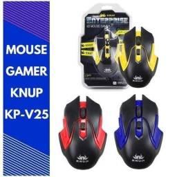 Mouse gamer 6d enterprise knup - kp-v25