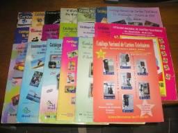 Coleção de cartoes telefonicos
