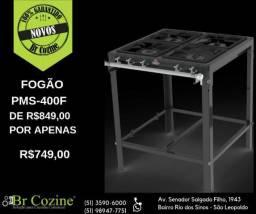 Fogão Progas PMS-400/ Br Cozine