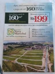 Loteamento Nova Marechal - Últimas unidades - Infor. *