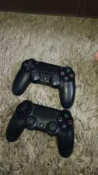Playstation 4 somente entrega em mãos