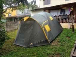 Barraca Camping Grande Guepardo Zeus 6 pessoas comprar usado  Curitiba