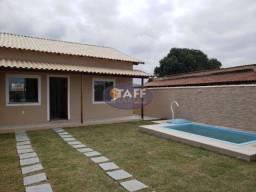 Kgd- Casa com 2 quartos à venda, por R$ 124.000 - Unamar - Cabo Frio