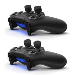 Kit Completo Kontrol Freek Grip Alto Controle Ps4 Xbox