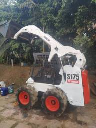 Bobcat S175 - Vendo ou Troco por mini escavadeira ou Retro