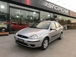 Ford focus sedan 2005 1.6 completo com nota fiscal