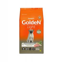 Ração Premier Golden Cães Fórmula Adulto LIGHT 10 Kg