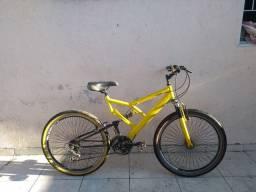 Bicicleta de molas aro 26