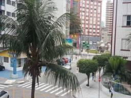 Apartamento para alugar com 2 dormitórios em Guilhermina, Praia grande cod:2457