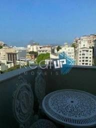 Apartamento para alugar com 4 dormitórios em Glória, Rio de janeiro cod:24844