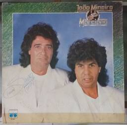 LP Vinil João Mineiro e Marciano 1989