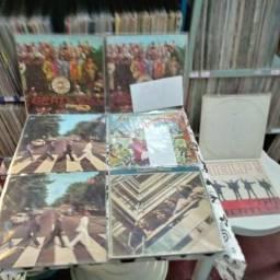 Lp vinil Sgt. Peppers dos Beatles, disco original