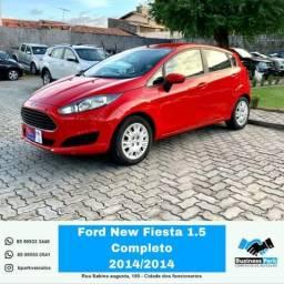 New Fiesta 1.5 mecânico 2014 - Completo