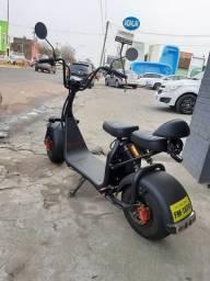 Scooter Eletrica 2000w Bateria Removível Patinete