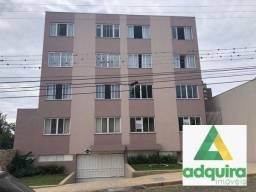 Apartamento com 2 quartos no edifício campos gerais - bairro centro em ponta grossa