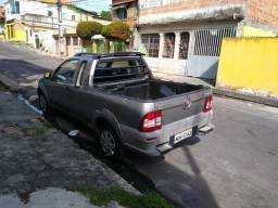 Fiat Strada working CE motor 1.4 cabine est completa doc ok BEM CONSERVADA - 2011