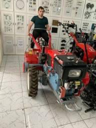 Micro Trator tipo Tobata 16,5cv