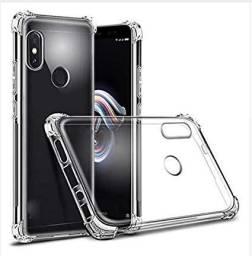 Capa Case Transparente Para Celulares Motorola