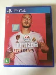 Jogo FIFA 2020 PS4