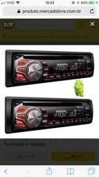 Toca Rádio Pioneer DEH- X1850 ub