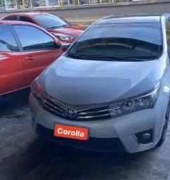 Corolla 2017 gli automático quitado emplacado - 2017