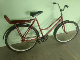 Bicicleta tropical linda