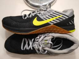 Tênis Nike Metcon DSX Flyknit N'43 (treino, Crossfit)