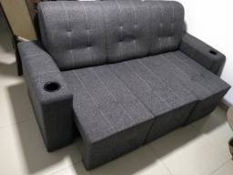 Sofa 3 lugares semi-novo