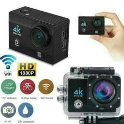 Câmera 4k Ultra Hd Sport´s Prova Dágua WIFI
