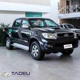 HILUX 2010/2010 3.0 SRV 4X4 CD 16V TURBO INTERCOOLER DIESEL 4P AUTOMÁTICO