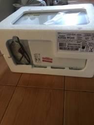 Micro-ondas 34l na caixa