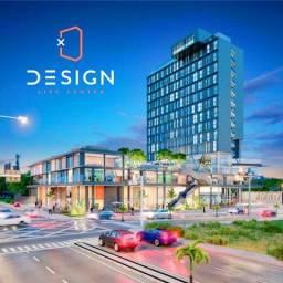 Conheça o Design Life Center - Moderno empresarial no coração do Catolé