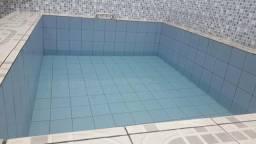 Nova Cidade com 2qts ,piscina, 2vg de garagem