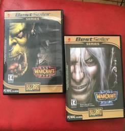 Jogo físico Warcraft III + Expansão Frozen Throne