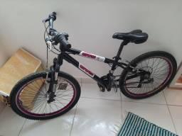 Bicicleta aro 24 registrada no meu nome