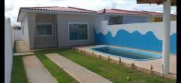 Casa Nova 3/4 390m2 Canto de Arembepe