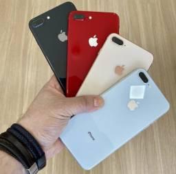 8 Plus 64gb Iphone Consulte Cores - Garantia - Loja Niterói - Aceito troca !