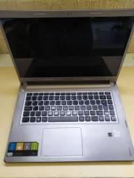 Netbook Lenovo - core i3 - leia